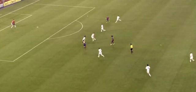 Heute vor 10 Jahren: Messi erzielt sein erstes Tor für den FC Barcelona