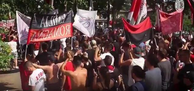 Neue Euphorie entfacht: Der Trainingsauftakt beim AC Milan