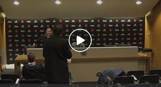 José Mourinhos letzte Pressekonferenz dauerte heiße zehn Sekunden