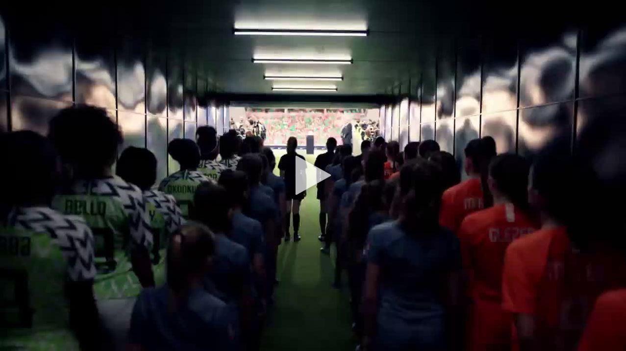 Der Nike-Werbespot zur Frauen-Fußball-WM
