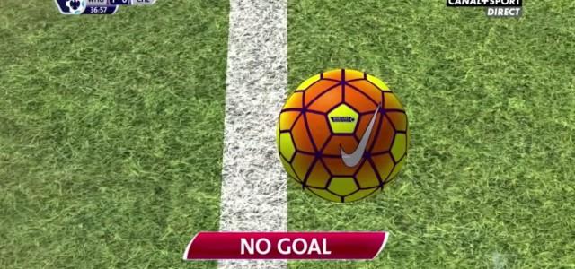 Torlinientechnik: Chelsea verpasst um einen Zentimeter den Ausgleich gegen West Ham