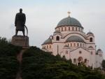 Zum orthodoxen Osterfest in Serbien