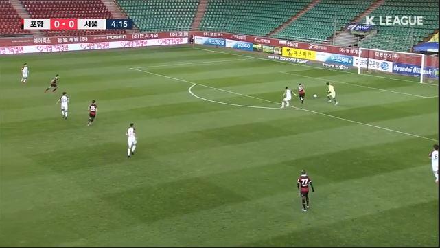 Kurioser Treffer in der südkoreanischen Liga