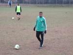 Rapid-Training am 2.April 2013 und Greenie-Tag