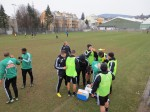 Rapid-Training am 2.April 2013 und Greenie-Tag