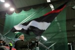 Rapid-Junge im Admira-Auswärtsblock im Hanappi-Stadion (by StopGlazer)