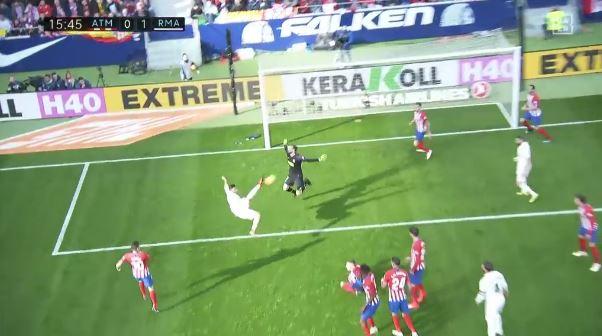 Bereits Zweiter: Real Madrid gewinnt Derby bei Atlético!