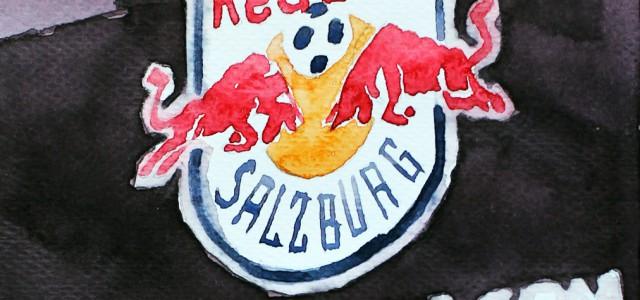 Red Bull Salzburg verabschiedet sich mit Torfestival in die Winterpause: 7:0 gegen Mattersburg!