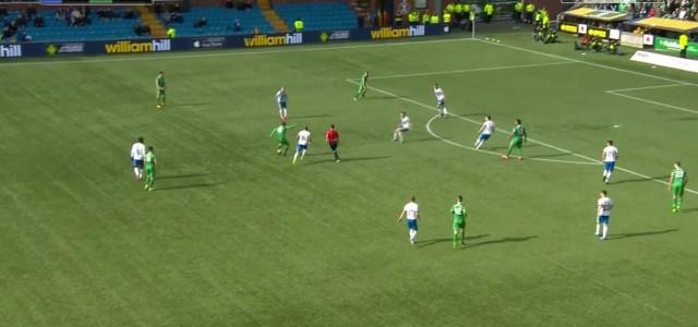 Tom Rogic schießt Celtic mit einem Supertor zum Last-Minute-Sieg bei Kilmarnock