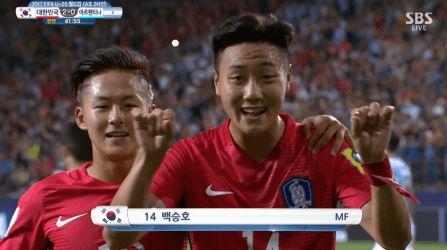U20-WM: Diego Maradona wird von südkoreanischem Youngster verarscht