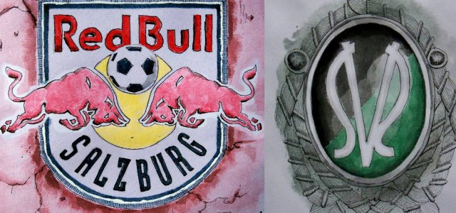 Vorschau, 31.Runde: Red Bull Salzburg – SV Ried