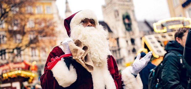 """""""Santa Alaba"""" in München gesichtet"""