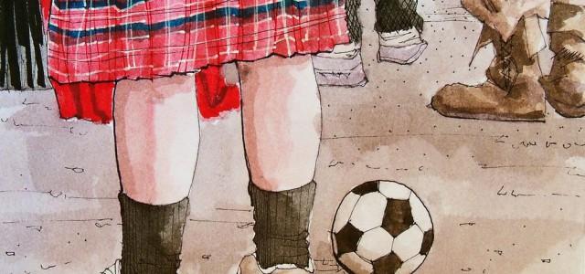 Legendäre Derbys (3): Edinburghs Glaubensfrage