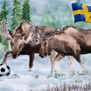 Hinten taktisch klug agieren, vorne auf Ibrahimovic hoffen – das ist der EM-Kader Schwedens!