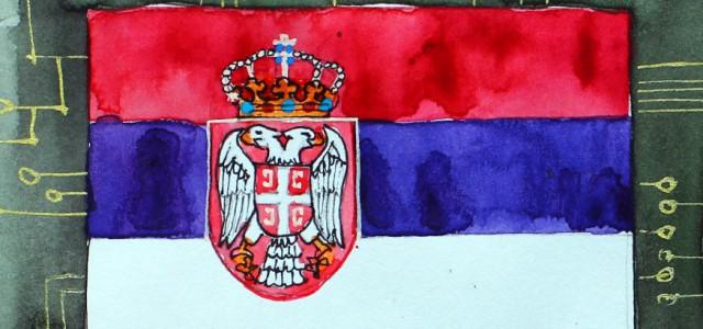 Groundhopper's Diary | Zum orthodoxen Osterfest in Serbien
