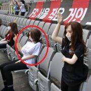 FC Seoul füllt das Stadion mit Sexpuppen