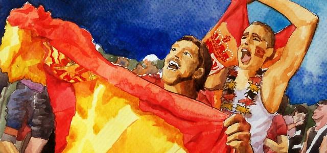 """Spaniens Nationalteam – Die Erben der """"Goldenen Generation"""" (2)"""