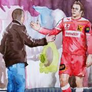 Wieder kein voller Erfolg: SV Ried gegen Admira endet 1:1
