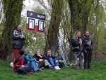 Kultiger Fanklub bei Altona 93 gegen Eintracht Norderstadt (Hamburg, by StopGlazer)