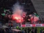 Hannoveranische Pyrotechnik gegen Stadionverbot (by StopGlazer)