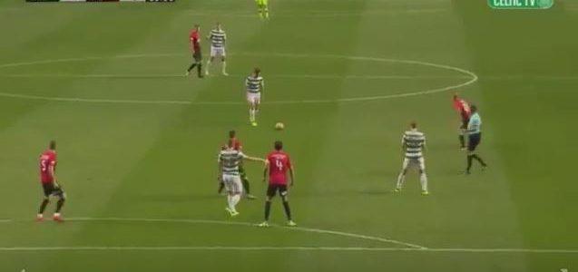 Celtic-Youngster Kieran Tierney sorgt für einen Magic Moment