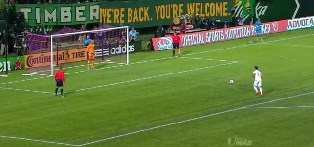 Portland Timbers vs. Kansas City: Das irrste Elfmeterschießen des Jahres!