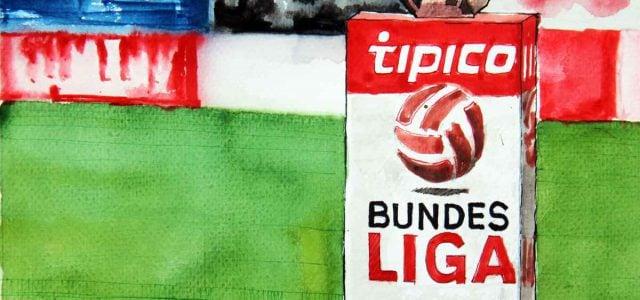 abseits.at Scorerwertung der Effizienz 2017/18: tipico Bundesliga – 16.Spieltag