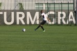 Training des SK Sturm Graz am 15.8.2013