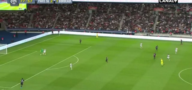 Kevin Trapps schwerer Fehler bringt Bordeaux das 2:2 gegen PSG
