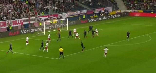 Andreas Ulmers Supertor gegen Malmö FF