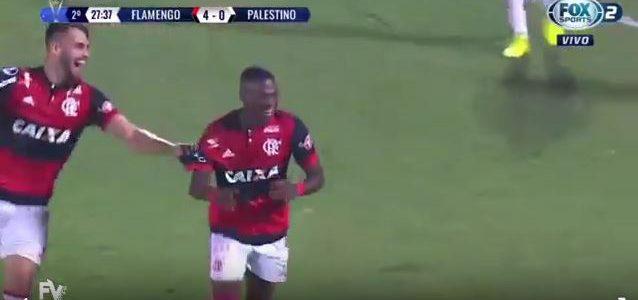 Real-Juwel Vinícius Junior trifft erstmals in einem Pflichtspiel für Flamengo