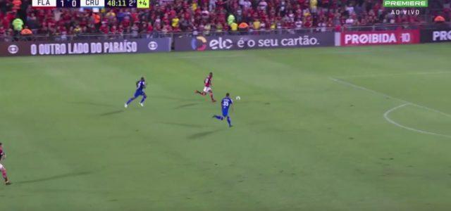 Real-Juwel Vinicius Junior erzielt drittes Saisontor für Flamengo