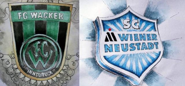 Vorschau, 31.Runde: FC Wacker Innsbruck – SC Wiener Neustadt