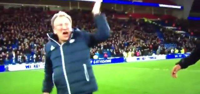 Cardiff-Coach Warnock als schlechter Verlierer