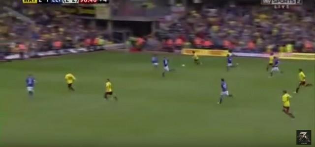 Nachspielzeit im Premier-League-Aufstiegsplayoff: Irre Szenen bei Watford – Leicester!