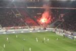 Pyroshow der Fans des 1.FC Kaiserslautern in Stuttgart (by weisshaar)