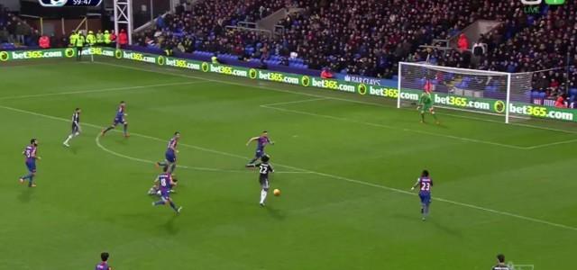 Chelsea nach 3:0 bei Crystal Palace auf der Überholspur