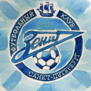 Seit Ende Juli erschreckend souverän: 1:3 in Madrid war Zenits einziger Ausrutscher
