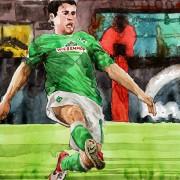 abseits.at-Leistungscheck, 11. Spieltag 2014/15 (Teil 1) – Werder-Legionäre spielen groß gegen den VfB Stuttgart auf