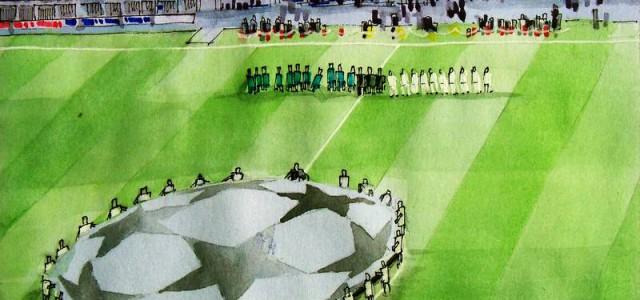 Vorschau zum zweiten Champions-League-Spieltag (2014/15) – Teil 2
