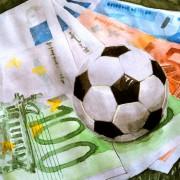 FIFA-Präsidentschaftskandidat will Trikotwerbung für Nationalmannschaften zulassen