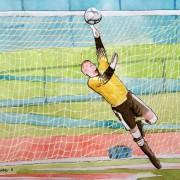 2. Deutsche Liga: Marco Knaller mit bärenstarker Leistung
